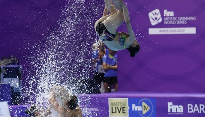 Украинки прошли квалификацию в финал ЧМ по артистическому плаванию