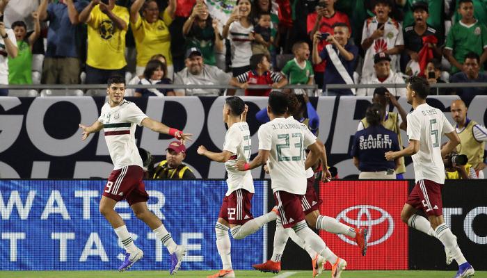 Мексика в овертайме победила Гаити и вышла в финал Золотого кубка КОНКАКАФ