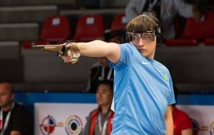 Украинец Коростылев вышел в финал Олимпиады по пулевой стрельбе на 10 метров