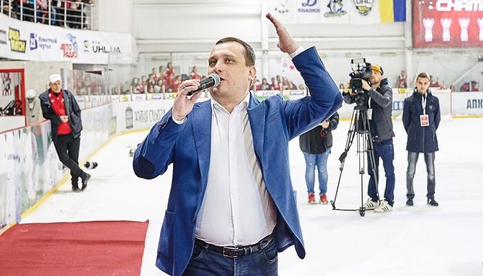 """Виконавчий директор УХЛ Брага: """"Якщо все вийде, то в наступному році побачимо десять команд"""""""