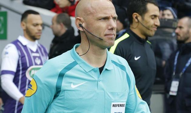 ЦСКА София может подать жалобу в УЕФА на арбитра после матча квалификации ЛЕ с Зарей