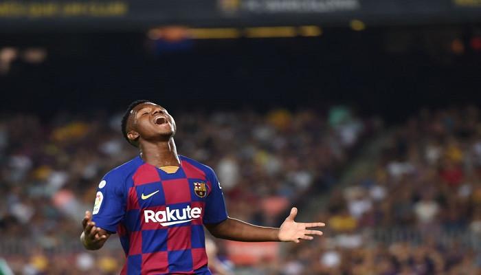 Барселона ведет переговоры с Фати о продлении контракта