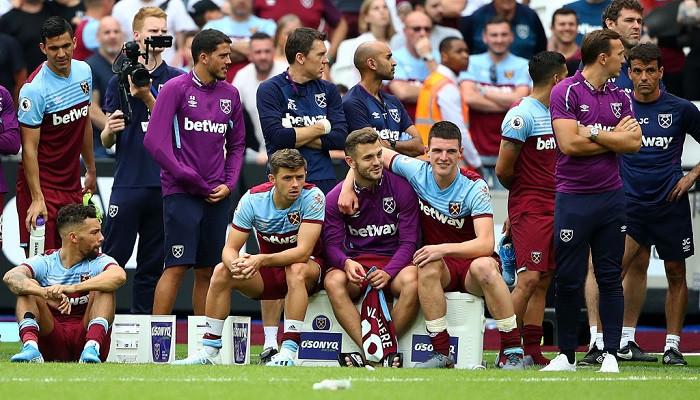 Андерсон, Алле и Уилшир готовы сыграть в следующем матче Вест Хэма