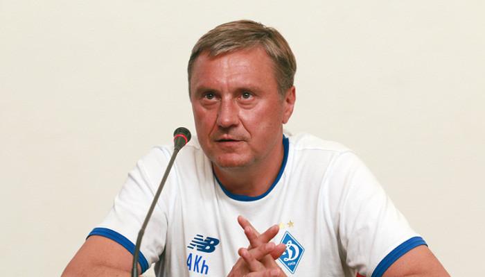 Хацкевич: Нам не хватило несыгранного матча в Мариуполе, чтобы стать чемпионами