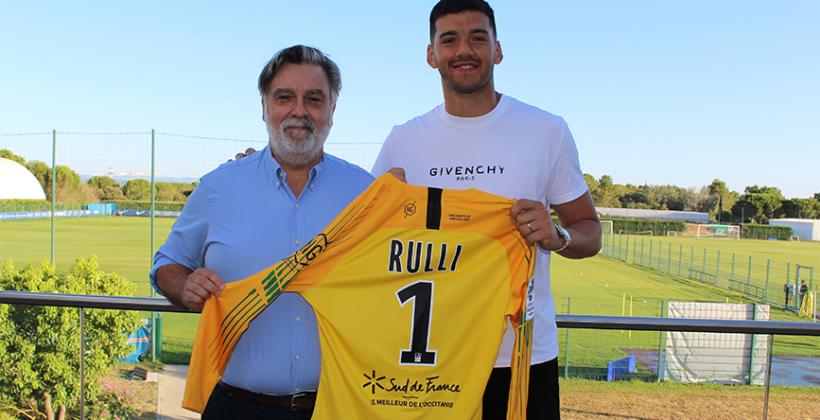 Монпелье взял в аренду голкипера Реал Сосьедада Рулли