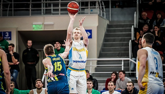 Киев-Баскет усилился легким форвардом Близнюком, Джексон покинул команду