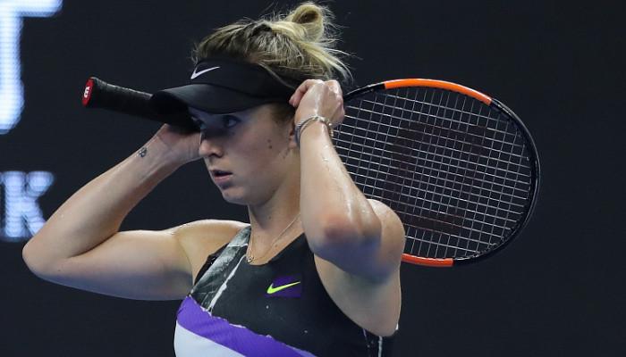 Світоліна програла Кирсті в першому матчі на віртуальному Madrid Open
