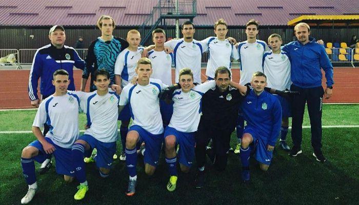 ААФУ: Кремінь-Юніор вперше виграв в останньому матчі року для Групи 3