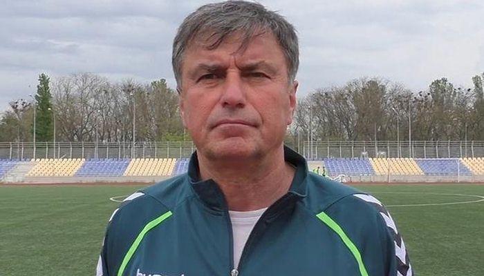 Федорчук залишив пост головного тренера Таврії