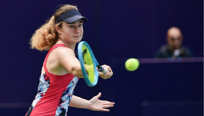 Снигур проиграла в четвертьфинале турнира в Дубае