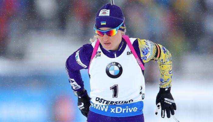 Валентина Семеренко пропустит гонку преследования в Хохфильцене