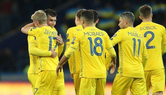 Украина вышла на Евро-2020, завершив отбор без единого поражения