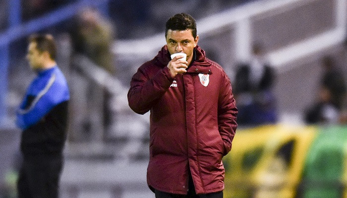Тренер Ривер Плейт Гальярдо: Барселона с предложением не обращалась
