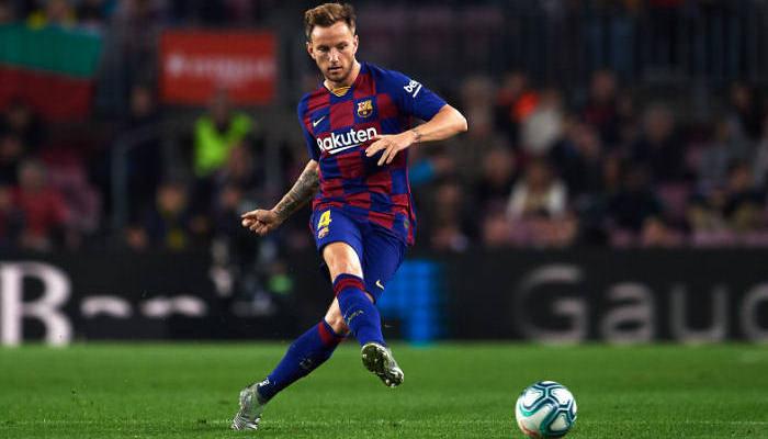 Ракитич не имеет регулярной игровой практики в Барселоне