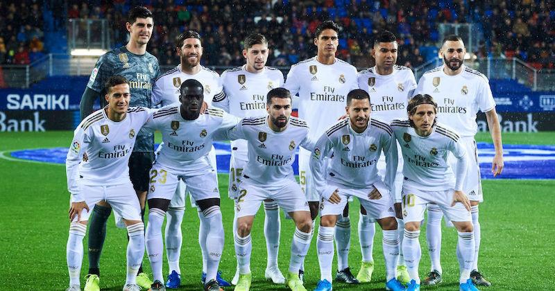 Реал мадрида все матчи в ла лиге