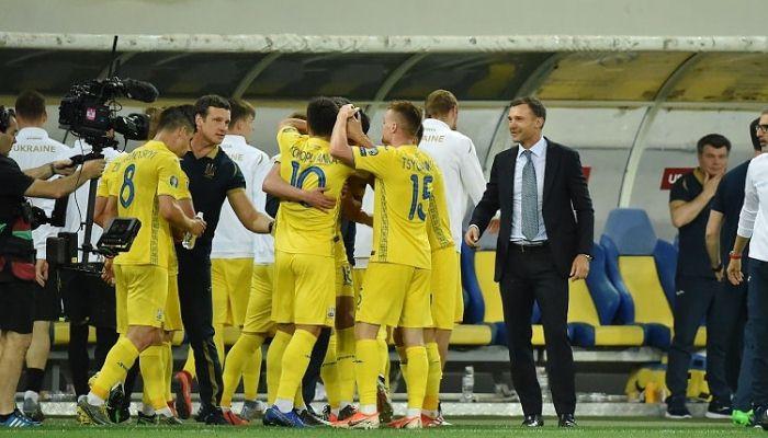 Швейцария – Украина где смотреть онлайн видеотрансляцию матча Лиги наций