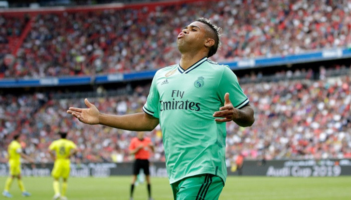 Мариано Диас Реал Мадрид