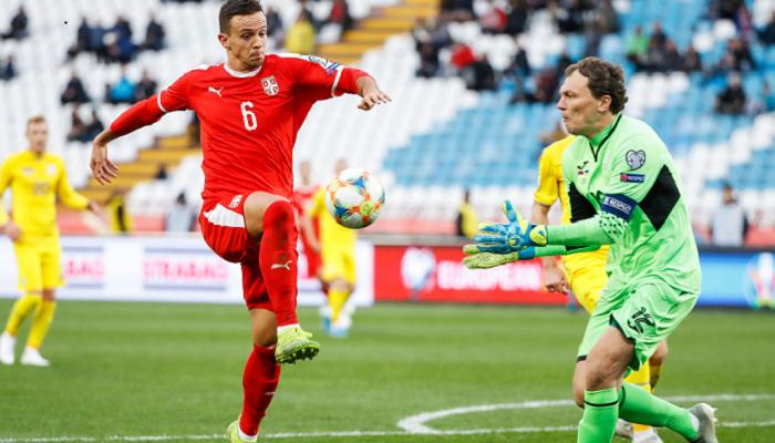Максимович: «Это была наша лучшая игра в отборе, пропустили два гола после двух ударов Украины»