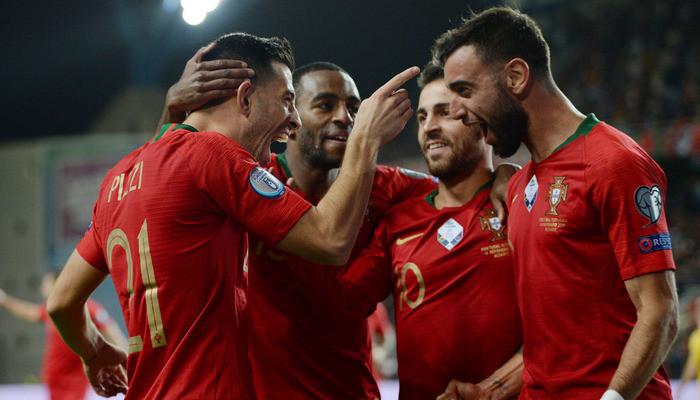 Франция – Португалия когда и где смотреть онлайн трансляцию матча Лиги наций