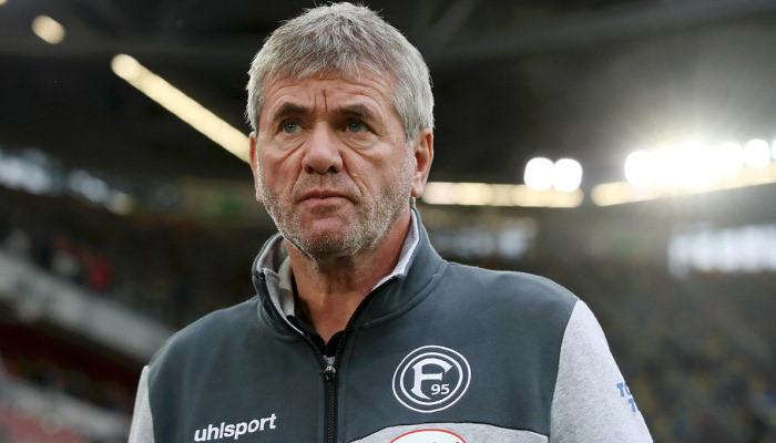 66-летний футбольный тренер возглавлял ФК Фортуна с 2016 года