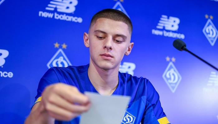Миколенко Динамо Киев