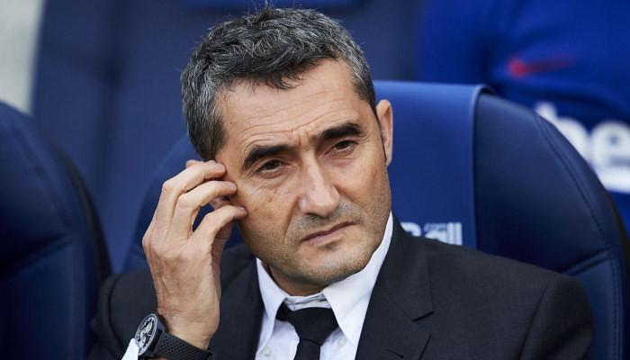 Вальверде — первый за 17 лет уволенный тренер Барселоны