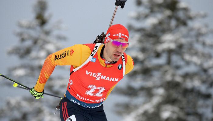 Олимпийский чемпион по биатлону Пайффер объявил о завершении карьеры