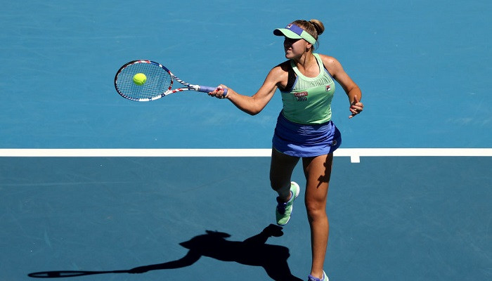 Кенин Australian Open