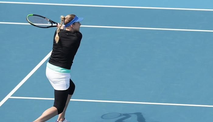 Надежда Киченок — в полуфинале парного турнира в Санкт-Петербурге