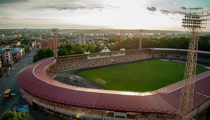 Нива Тернополь стадион