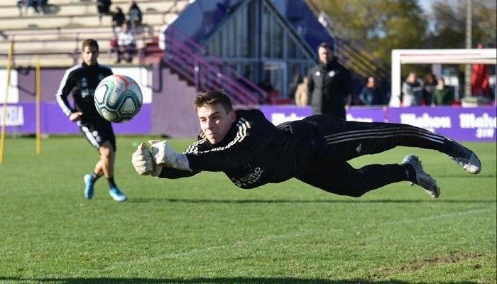 Лунин станет вторым вратарем Реала в следующем сезоне