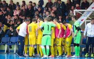 Разгромная победа Украины над Данией в отборе на Евро-2022 по футзалу (видео)