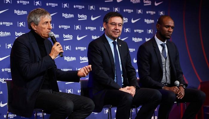 Барселона расторгла контракт со спортивным директором Абидалем