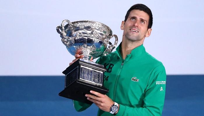 Джокович Australian Open