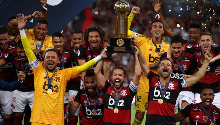 Фламенго вперше в історії виграв Суперкубок Південної Америки