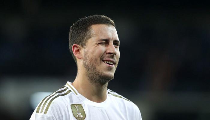 Азар Реал Мадрид