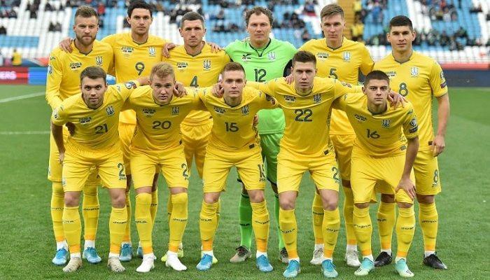 Україна зберегла 24-е місце в рейтингу ФІФА