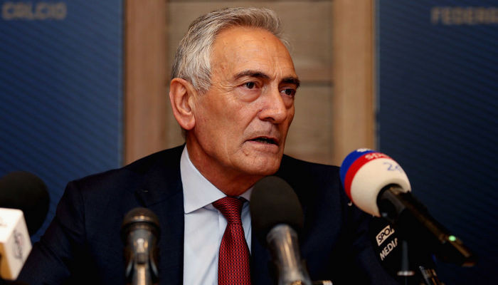 Габриэле Гравина Итальянская федерация футбола