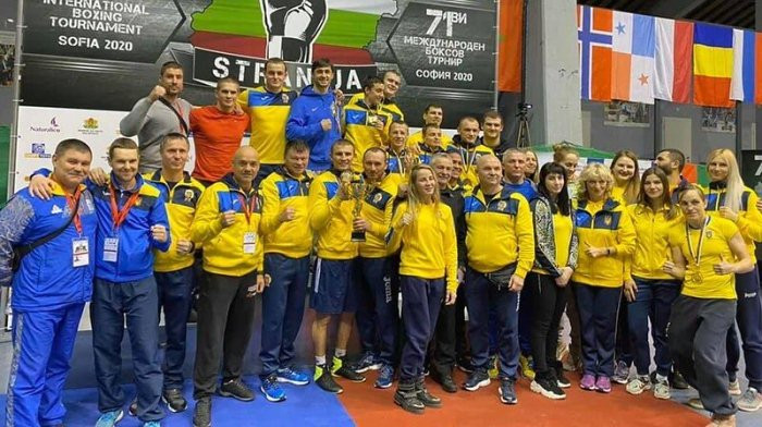 ФБУ экстренно эвакуирует сборную Украины по боксу из Лондона