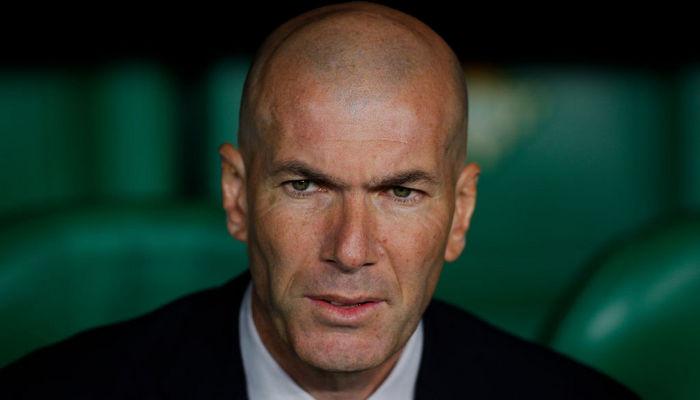 Зинедин Зидан Реал Мадрид Бетис Примера