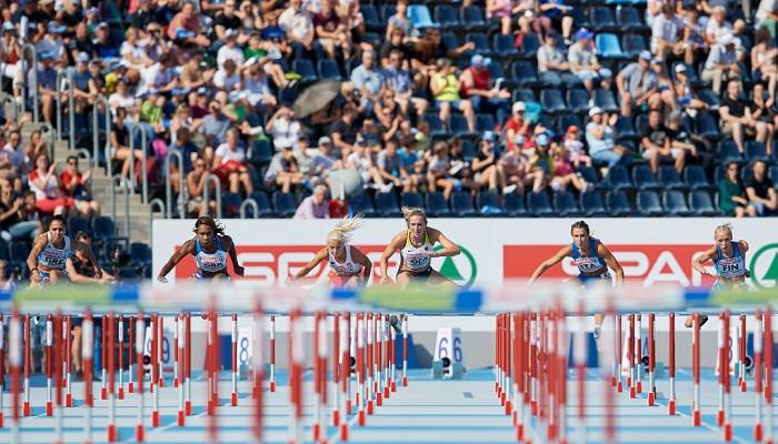 Чемпионат Европы по легкой атлетике отменили из-за пандемии COVID-19