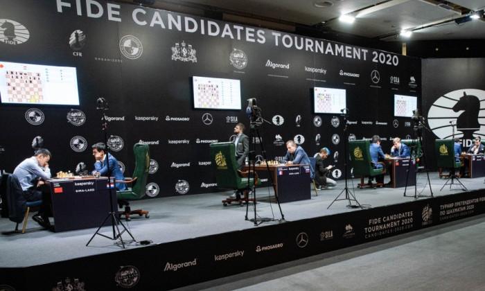 Раджабов оказался прав, отказавшись участвовать в турнире претендентов