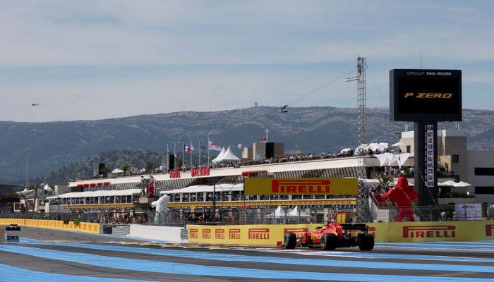 Гран-при Франции Поль Рикар Формула-1