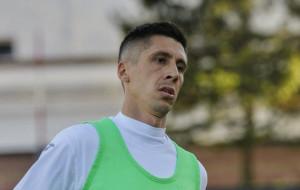 Хачериди поддерживает форму с ветеранской сборной Украины