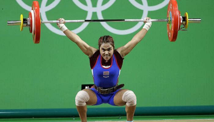 Тяжелоатлеты Таиланда и Малайзии отстранены от Олимпиады из-за проблем с допингом