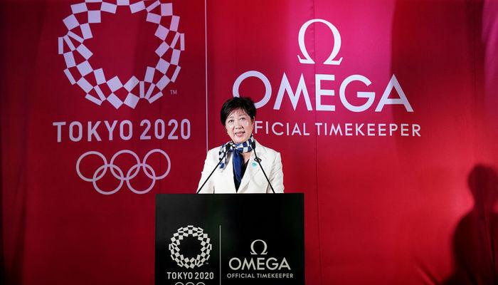 Губернатор Токио Юрико Коике Олимпиада