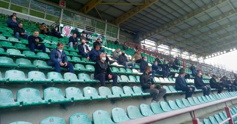 ПФЛ проводит Совет лиг на стадионе Оболонь (фото)