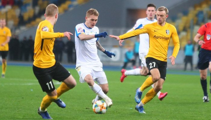 Динамо — Александрия 1:0: онлайн трансляция матча