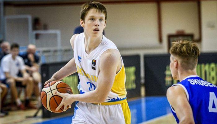 Форвард збірної України U-18 Шульга продовжить кар'єру в університеті Юта Стейт