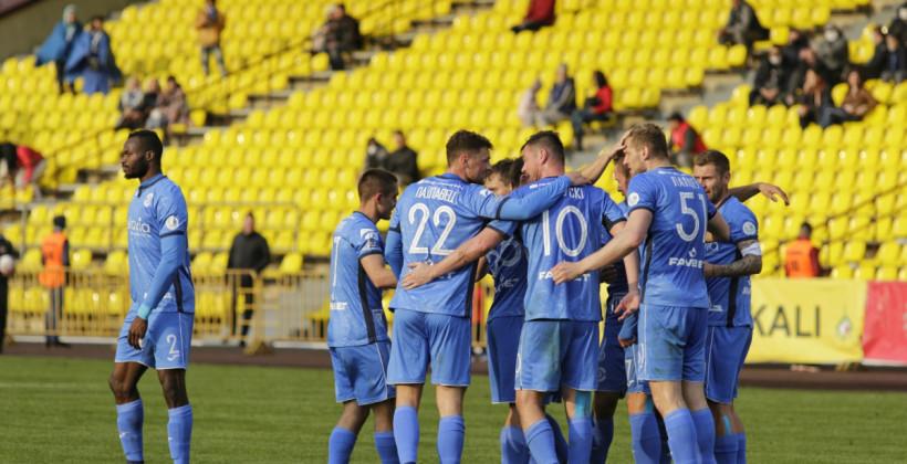Динамо-Брест с Милевским и Нойком обыграл на выезде Белшину